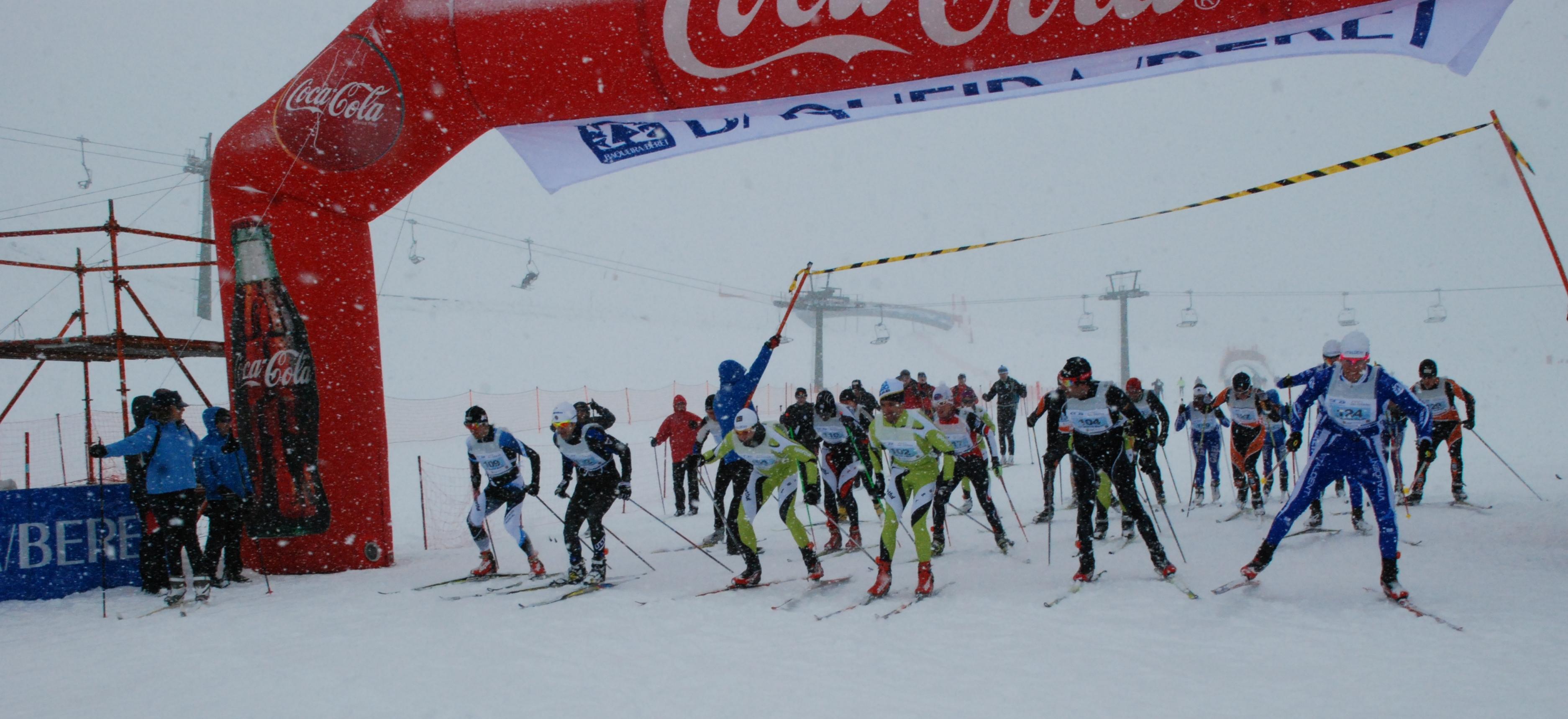 La 36 Edición de la Marxa Beret cuenta este año con el Campeonato de España de larga distancia