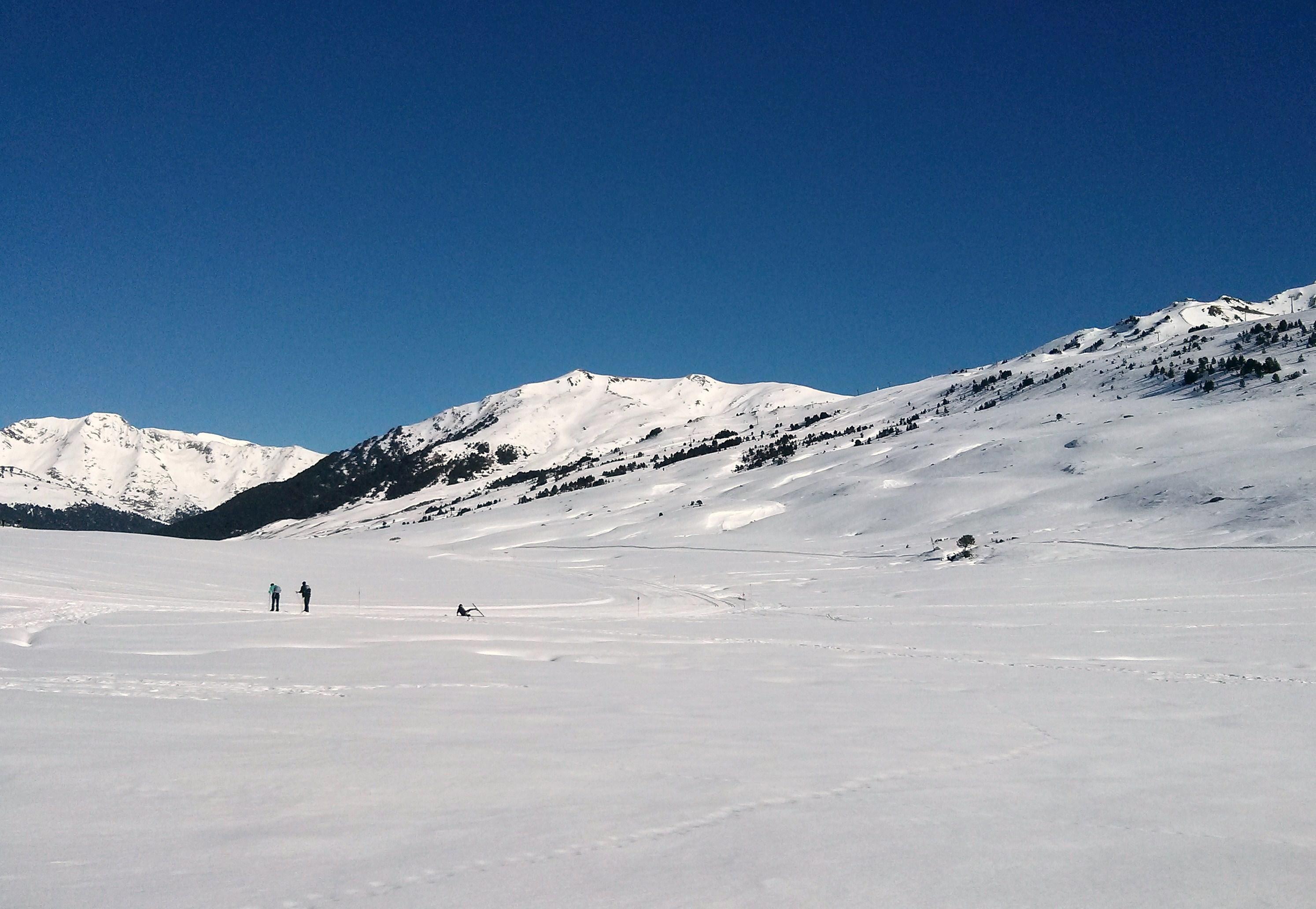 Se mantienen unas buenas condiciones de la nieve
