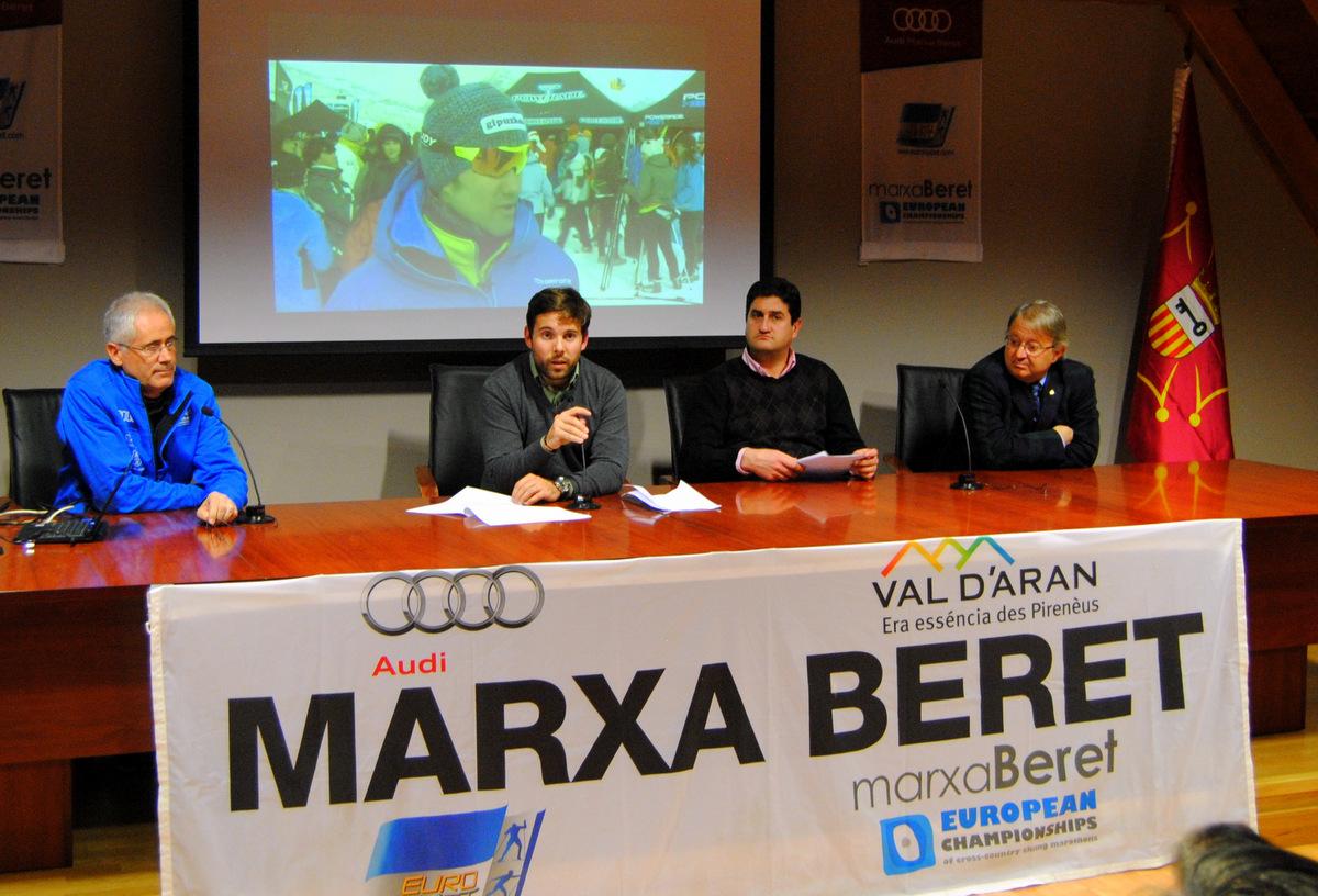 La 37ª Marxa Beret acogerá el Campeonato de Europa de Maratones de Esquí Nórdico del Circuito Euroloppet