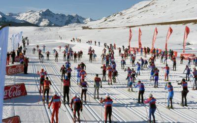 Vuelve Marxa Beret, la gran fiesta del esquí de fondo