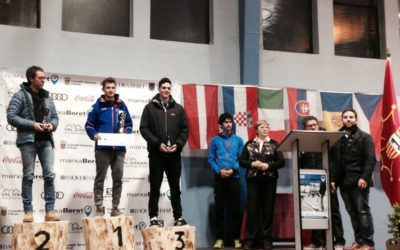 Resultats Sprint Salomon