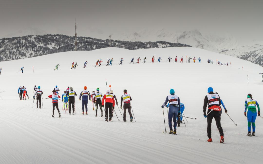 Obertes les inscripcions per a una nova edició de la Marxa Beret, la gran festa de l'esquí de fons